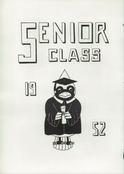 Page 8, 1952 Edition, South Paris High School - Chronicle Yearbook (South Paris, ME) online yearbook collection
