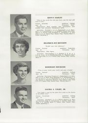 Page 9, 1952 Edition, South Paris High School - Chronicle Yearbook (South Paris, ME) online yearbook collection