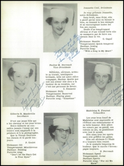 Page 10, 1953 Edition, St Andre High School - Reminiscence Yearbook (Biddeford, ME) online yearbook collection
