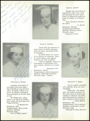 Page 11, 1953 Edition, St Andre High School - Reminiscence Yearbook (Biddeford, ME) online yearbook collection