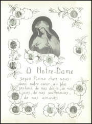 Page 9, 1953 Edition, St Andre High School - Reminiscence Yearbook (Biddeford, ME) online yearbook collection