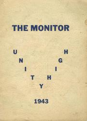 Unity High School - Monitor Yearbook (Unity, ME) online yearbook collection, 1943 Edition, Page 1