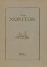Unity High School - Monitor Yearbook (Unity, ME) online yearbook collection, 1945 Edition, Page 1