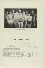 Page 13, 1945 Edition, Unity High School - Monitor Yearbook (Unity, ME) online yearbook collection