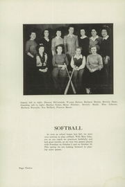 Page 14, 1945 Edition, Unity High School - Monitor Yearbook (Unity, ME) online yearbook collection