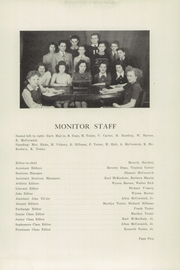 Page 7, 1945 Edition, Unity High School - Monitor Yearbook (Unity, ME) online yearbook collection