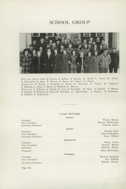 Page 8, 1945 Edition, Unity High School - Monitor Yearbook (Unity, ME) online yearbook collection