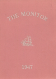 Unity High School - Monitor Yearbook (Unity, ME) online yearbook collection, 1947 Edition, Page 1