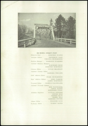 Page 4, 1942 Edition, Strong High School - Mussul Unsquit Yearbook (Strong, ME) online yearbook collection