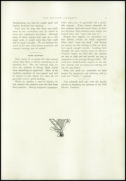Page 7, 1942 Edition, Strong High School - Mussul Unsquit Yearbook (Strong, ME) online yearbook collection