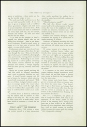 Page 11, 1944 Edition, Strong High School - Mussul Unsquit Yearbook (Strong, ME) online yearbook collection