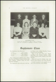 Page 14, 1944 Edition, Strong High School - Mussul Unsquit Yearbook (Strong, ME) online yearbook collection