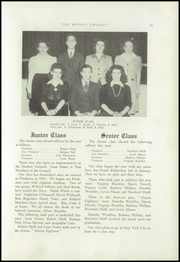 Page 15, 1944 Edition, Strong High School - Mussul Unsquit Yearbook (Strong, ME) online yearbook collection