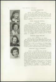 Page 8, 1944 Edition, Strong High School - Mussul Unsquit Yearbook (Strong, ME) online yearbook collection