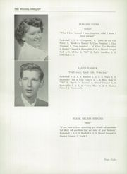 Page 10, 1952 Edition, Strong High School - Mussul Unsquit Yearbook (Strong, ME) online yearbook collection