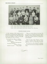 Page 14, 1952 Edition, Strong High School - Mussul Unsquit Yearbook (Strong, ME) online yearbook collection