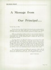 Page 4, 1952 Edition, Strong High School - Mussul Unsquit Yearbook (Strong, ME) online yearbook collection
