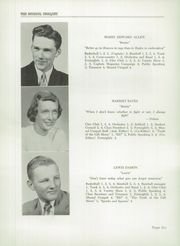 Page 8, 1952 Edition, Strong High School - Mussul Unsquit Yearbook (Strong, ME) online yearbook collection