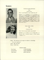 Page 10, 1954 Edition, Strong High School - Mussul Unsquit Yearbook (Strong, ME) online yearbook collection