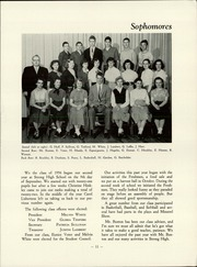 Page 13, 1954 Edition, Strong High School - Mussul Unsquit Yearbook (Strong, ME) online yearbook collection