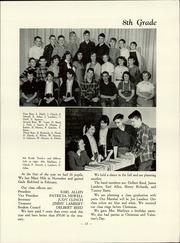 Page 15, 1954 Edition, Strong High School - Mussul Unsquit Yearbook (Strong, ME) online yearbook collection