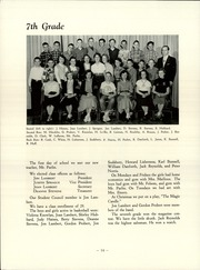 Page 16, 1954 Edition, Strong High School - Mussul Unsquit Yearbook (Strong, ME) online yearbook collection