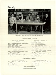 Page 6, 1954 Edition, Strong High School - Mussul Unsquit Yearbook (Strong, ME) online yearbook collection