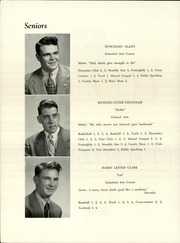 Page 8, 1954 Edition, Strong High School - Mussul Unsquit Yearbook (Strong, ME) online yearbook collection