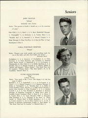Page 9, 1954 Edition, Strong High School - Mussul Unsquit Yearbook (Strong, ME) online yearbook collection