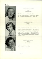 Page 10, 1955 Edition, Strong High School - Mussul Unsquit Yearbook (Strong, ME) online yearbook collection