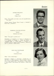 Page 13, 1955 Edition, Strong High School - Mussul Unsquit Yearbook (Strong, ME) online yearbook collection