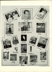 Page 15, 1955 Edition, Strong High School - Mussul Unsquit Yearbook (Strong, ME) online yearbook collection
