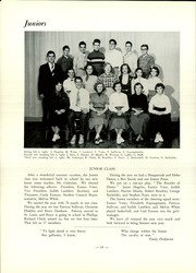 Page 16, 1955 Edition, Strong High School - Mussul Unsquit Yearbook (Strong, ME) online yearbook collection