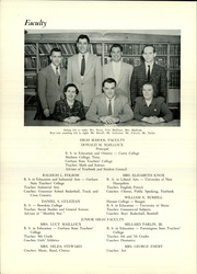 Page 4, 1955 Edition, Strong High School - Mussul Unsquit Yearbook (Strong, ME) online yearbook collection