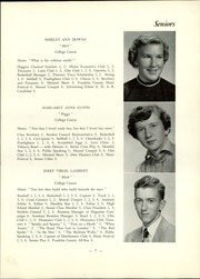 Page 9, 1955 Edition, Strong High School - Mussul Unsquit Yearbook (Strong, ME) online yearbook collection
