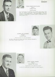 Page 10, 1958 Edition, Strong High School - Mussul Unsquit Yearbook (Strong, ME) online yearbook collection