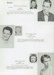 Page 11, 1958 Edition, Strong High School - Mussul Unsquit Yearbook (Strong, ME) online yearbook collection