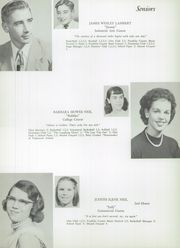Page 12, 1958 Edition, Strong High School - Mussul Unsquit Yearbook (Strong, ME) online yearbook collection