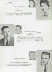 Page 13, 1958 Edition, Strong High School - Mussul Unsquit Yearbook (Strong, ME) online yearbook collection