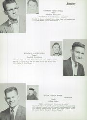 Page 14, 1958 Edition, Strong High School - Mussul Unsquit Yearbook (Strong, ME) online yearbook collection