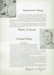 Page 4, 1958 Edition, Strong High School - Mussul Unsquit Yearbook (Strong, ME) online yearbook collection