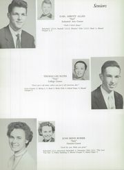 Page 8, 1958 Edition, Strong High School - Mussul Unsquit Yearbook (Strong, ME) online yearbook collection