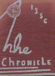 Paris High School - Chronicle Yearbook (South Paris, ME) online yearbook collection, 1956 Edition, Page 1