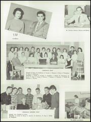 Page 10, 1958 Edition, Paris High School - Chronicle Yearbook (South Paris, ME) online yearbook collection