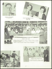 Page 11, 1958 Edition, Paris High School - Chronicle Yearbook (South Paris, ME) online yearbook collection