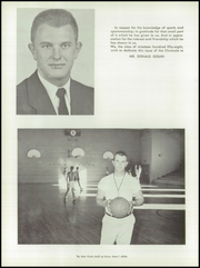 Page 6, 1958 Edition, Paris High School - Chronicle Yearbook (South Paris, ME) online yearbook collection