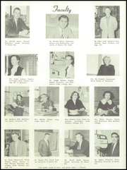 Page 9, 1958 Edition, Paris High School - Chronicle Yearbook (South Paris, ME) online yearbook collection