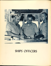 Page 10, 1966 Edition, Dale (DLG 19) - Naval Cruise Book online yearbook collection