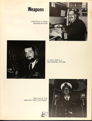 Page 17, 1973 Edition, Dale (DLG 19) - Naval Cruise Book online yearbook collection
