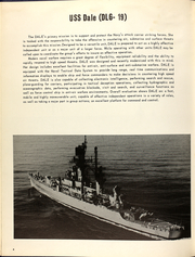 Page 8, 1973 Edition, Dale (DLG 19) - Naval Cruise Book online yearbook collection